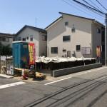 新潟市中央区大島の新築住宅の写真