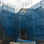 新潟市東区神明町の新築住宅の写真