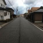 (前面道路)