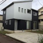 長岡市寿の中古住宅の写真