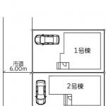 新潟市東区東明の新築住宅の写真
