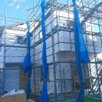 新潟市江南区袋津の新築住宅の写真