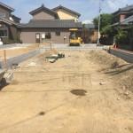 新潟市秋葉区山谷町の新築住宅の写真