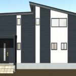 三条市諏訪の新築住宅の写真