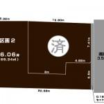 新潟市東区大形本町の【土地】不動産情報(建物プラン提案付)*h2018070004