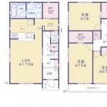 新潟市西区坂井東の新築住宅の写真
