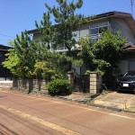 長岡市緑町の中古住宅の写真(現地)