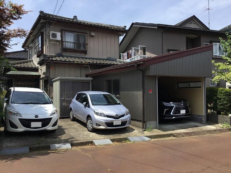長岡市高見の中古住宅の写真
