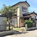 新潟市秋葉区中野の中古住宅の写真