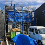 新潟市東区河渡新町の新築住宅の写真