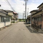 新潟市東区新岡山の土地の写真