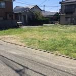 新潟市中央区関屋恵町の土地の写真