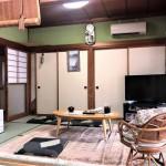 新潟市秋葉区善道町の中古住宅の外観