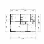 長岡市緑町の中古住宅の間取図(間取)