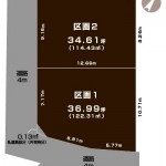 新潟市中央区関屋恵町の【土地・分譲地】不動産情報*c2018070012