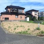 新潟市西区五十嵐中島の土地の写真