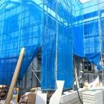 新潟市東区山木戸の新築住宅の写真※施工中です