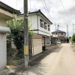 新発田市御幸町の土地の写真