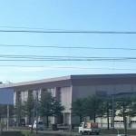 新発田市下小中山の土地の近隣写真