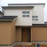 三条市林町の新築住宅の写真