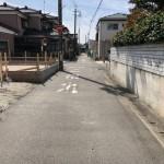 新潟市東区山木戸の新築住宅の写真