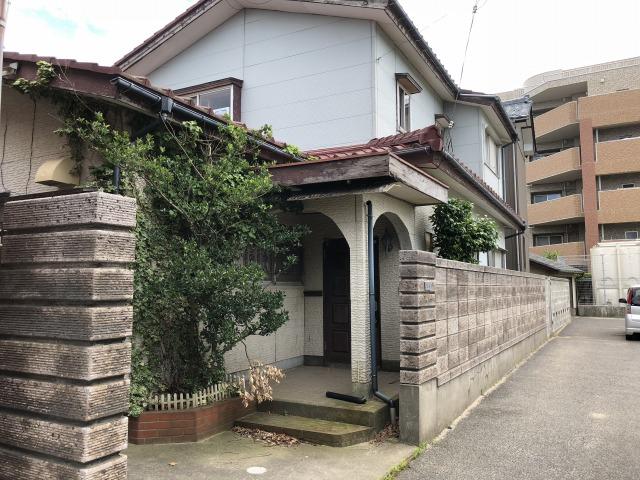 新潟市西区小針台の土地の写真