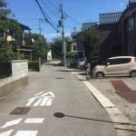 新潟市西区寺尾の土地の写真
