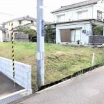 新潟市秋葉区吉岡町の土地の写真