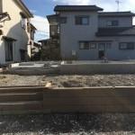 新潟市北区川西の新築住宅の写真