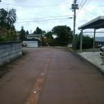 長岡市上除町の土地の写真