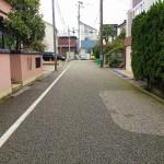 新潟市西区松美台の土地の写真