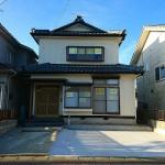新潟市西区新中浜の中古住宅の写真