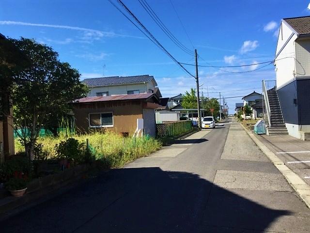 新潟市南区高井東の土地の写真