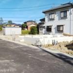 加茂市石川の新築住宅の写真