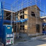 新潟市東区猿ケ馬場の新築住宅の写真