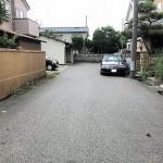 新潟市東区牡丹山の土地の写真