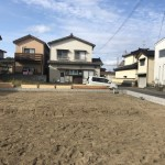 新潟市東区太平の新築住宅の写真