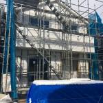 新潟市中央区弁天橋通の新築住宅の写真