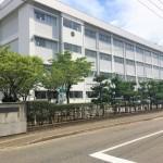 新潟市西区松美台の土地の近隣写真