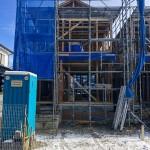 新潟市西区小新の新築住宅の写真