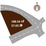 新潟市西区内野西の【土地】不動産情報*ni2016070409