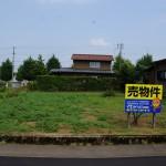 長岡市関原南の土地の写真