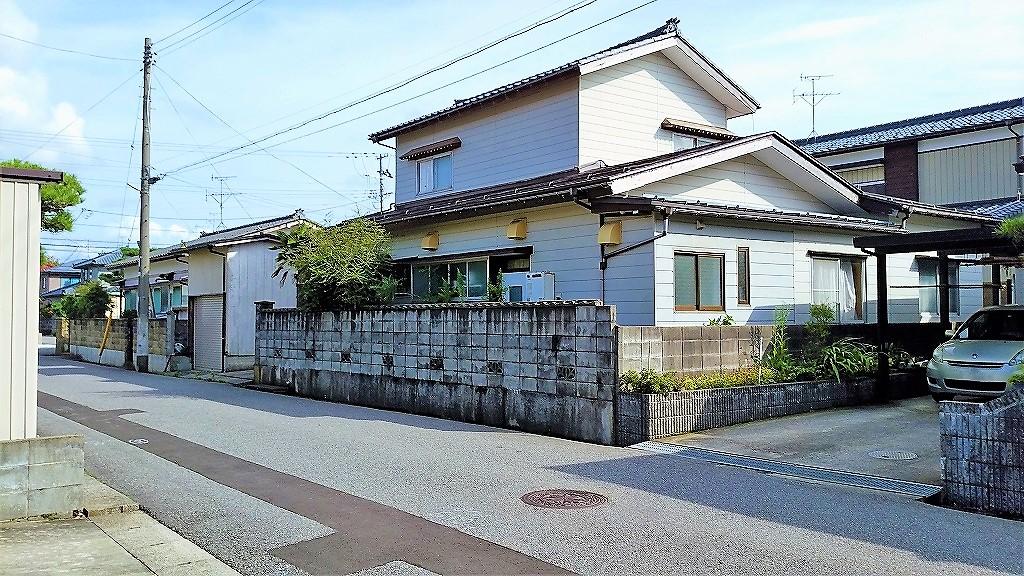 新潟市西区早通南の土地の写真