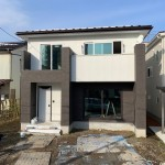 長岡市中島の新築戸建の写真(外観)