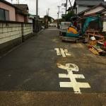新潟市秋葉区新栄町の新築住宅の写真