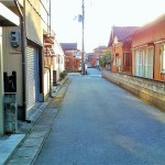新発田市舟入町の土地の写真