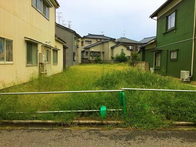 新潟 市中央区忠蔵の土地の写真