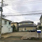 新潟市西区坂井東の土地の写真