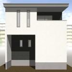 見附市新町の新築住宅の写真(外観)