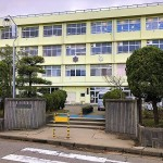 新潟市西区小針南の土地の近隣写真